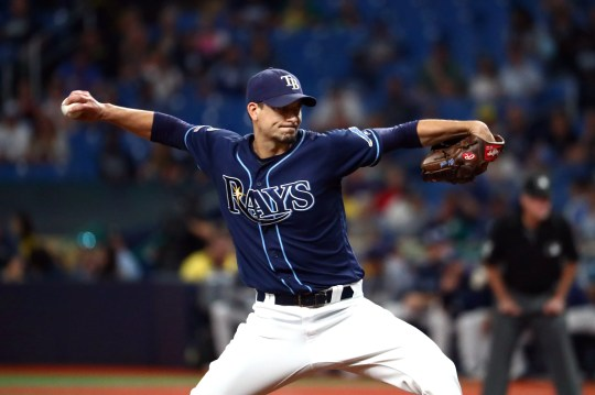 Charlie Morton will get the start for the Rays on Tuesday in Oakland.