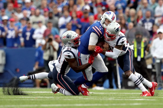 Micah Hyde on Patriots' Josh Allen hit: Bills would have been ejected for same hit on Tom Brady