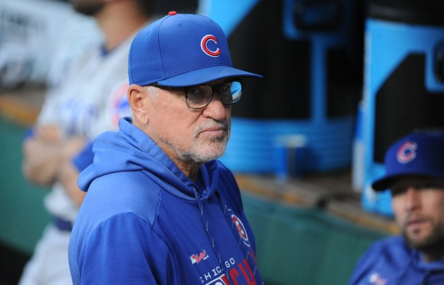 As stint with Cubs comes to an end, Joe Maddon has no regrets: 'It's been fabulous'