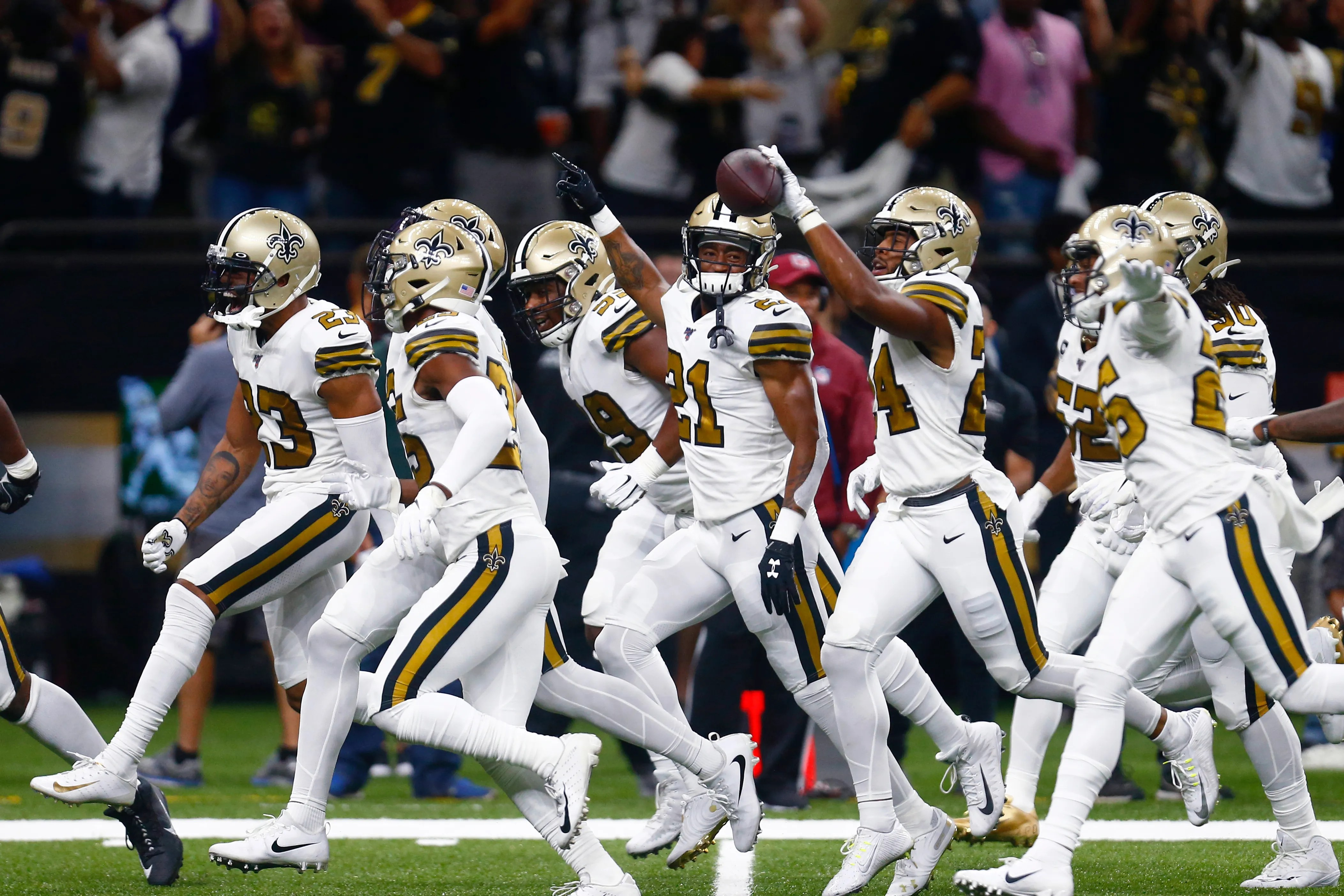 New Orleans Saints Doomsday Defense Too Much For Dallas