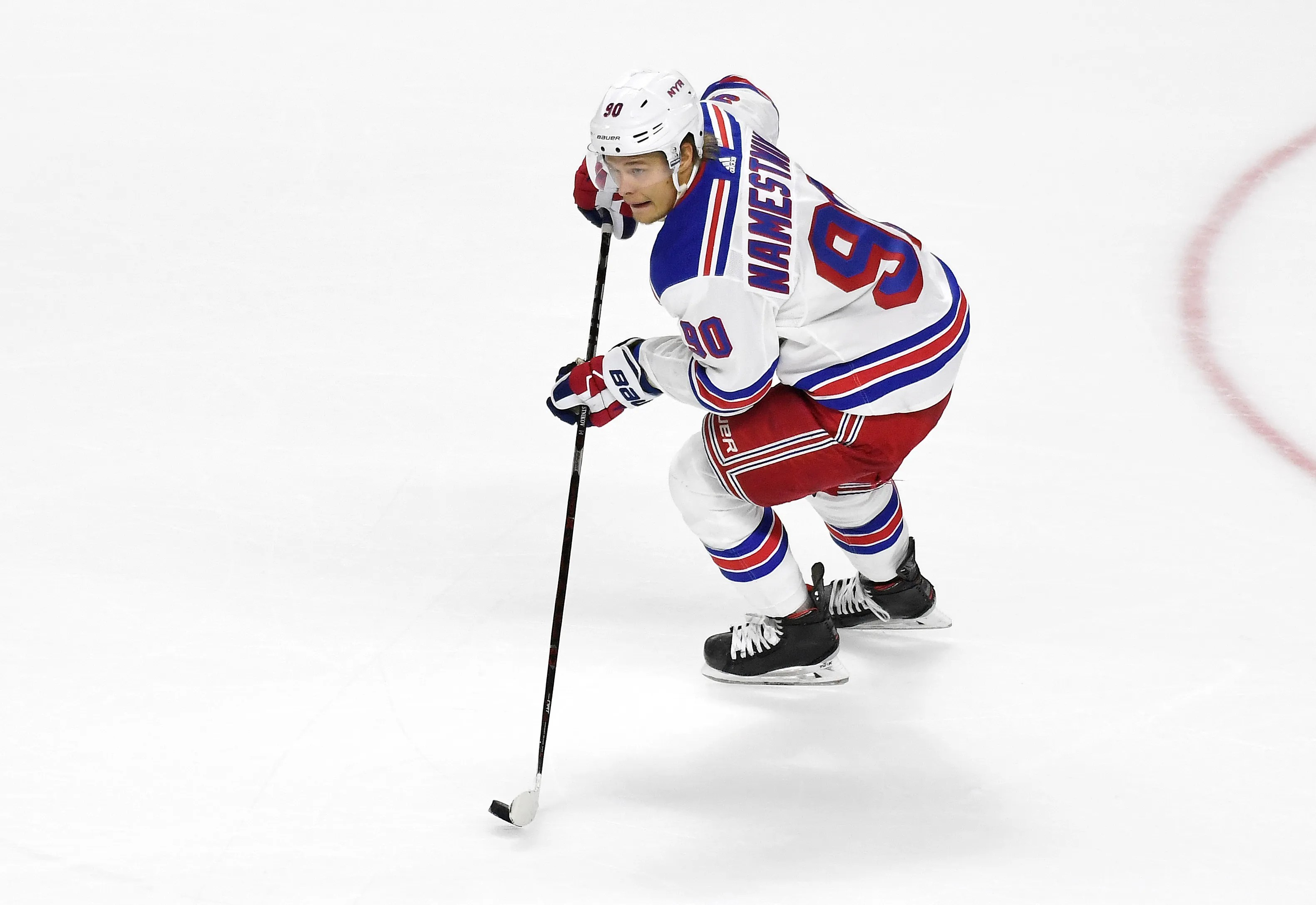 Ny Rangers Trade Vladislav Namestnikov To Ottawa Senators