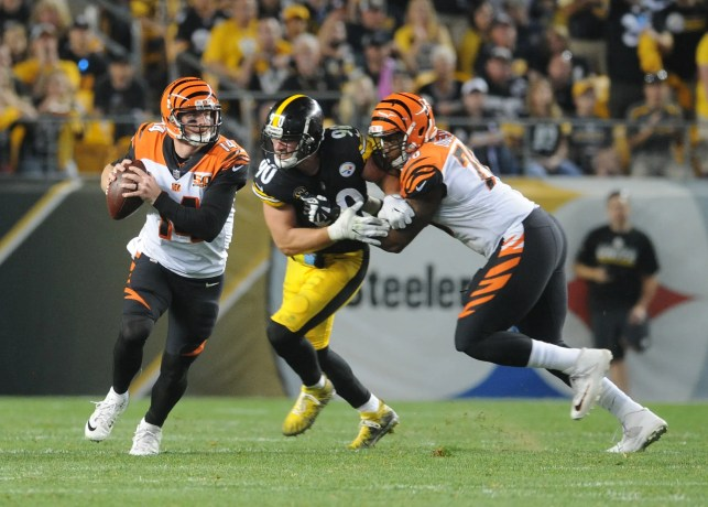 Monday Night Football: Bengals vs. Steelers game time, live stream, TV channel, odds
