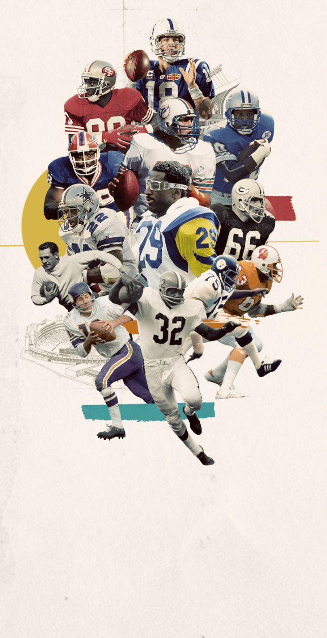 Unveiling the 100 greatest NFL players of all time: Nos. 91-100