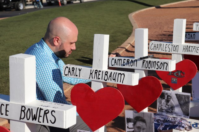 'You're always with us': Two years after Las Vegas shooting, community navigates loss