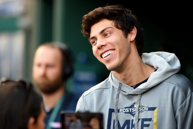 While unlikely, Brewers star Christian Yelich won't rule out playoff return