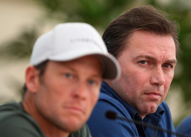 Feds chasing Lance Armstrong's ex-manager in Spain for $1.2 million