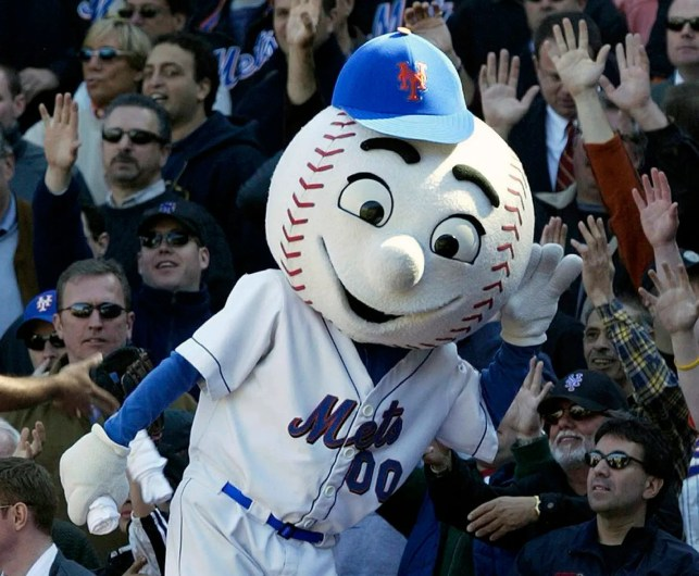 Mets fan sues team after he says he was nearly blinded by a T-shirt cannon