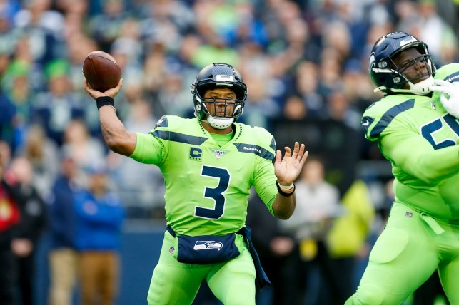 Opinion: Seahawks QB Russell Wilson 'stole the show' with 'MVP level' magic against the Rams