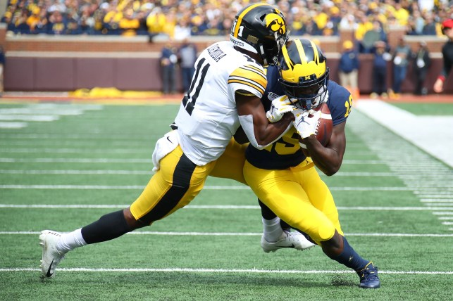 Winners and losers from Week 6 in college football are led by Michigan