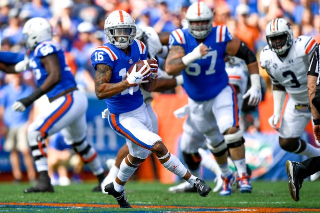 Florida defense leads way in defeat of No. 7 Auburn
