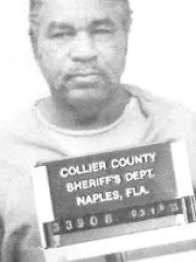 Arrest photo of Samuel Little in Collier County, Florida.