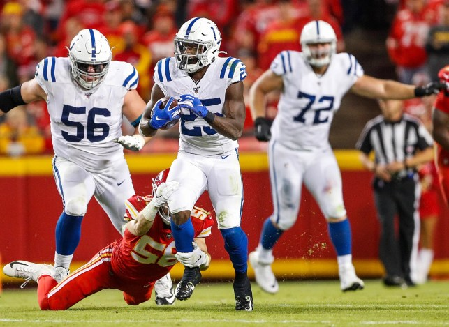 Opinion: Indianapolis Colts give Kansas City Chiefs a harsh lesson in toughness