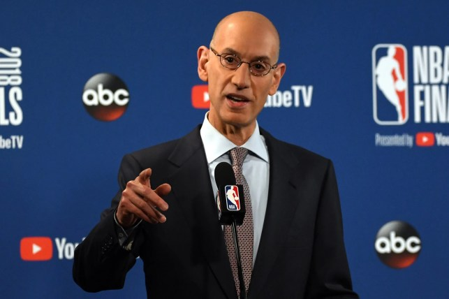 Opinion: NBA commissioner Adam Silver at center of China controversy and has no winning play