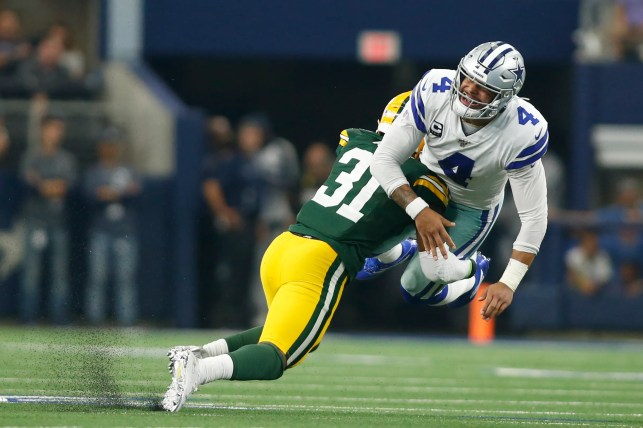 'Worst three words in football': Cowboys unpack loss to Packers, remain hopeful they can be 'dangerous'