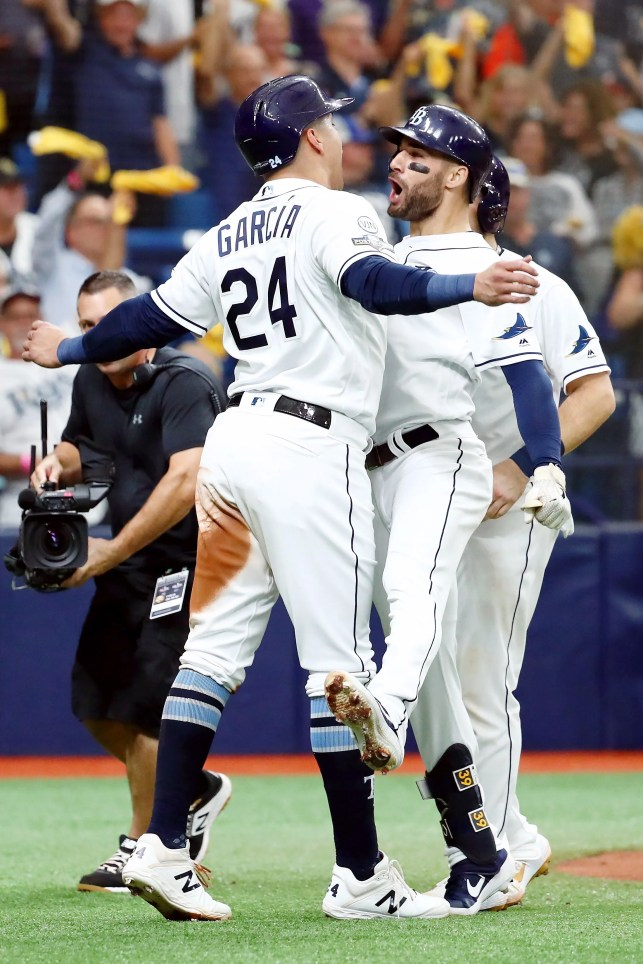 ALDS Game 3: Rays stay alive with power surge in rout of Astros; Justin Verlander to start Game 4