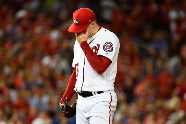 Patrick Corbin gets lit up as dam finally breaks on Nationals' anti-bullpen strategy