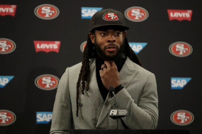 After new video, Richard Sherman maintains Baker Mayfield snubbed him on handshake