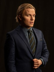 Pulitzer Prize-winning journalist Ronan Farrow, 31, poses for a portrait in New York.