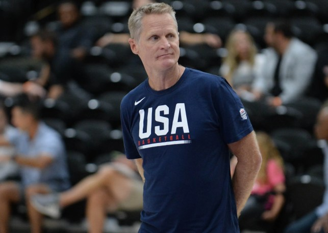 President Trump: Steve Kerr looked 'weak and pathetic' answering questions about NBA and China