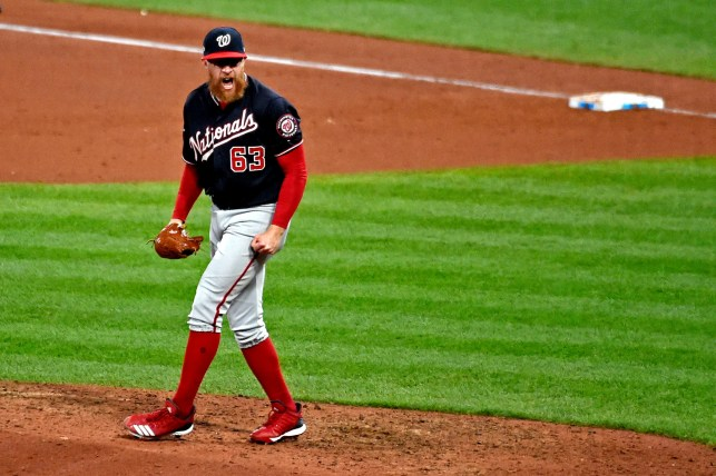 Sean Doolittle: 'You're an (expletive)' if critical of Daniel Hudson's paternity leave