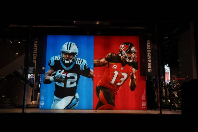 Panthers vs. Buccaneers: How to watch London NFL game, TV channel, betting line