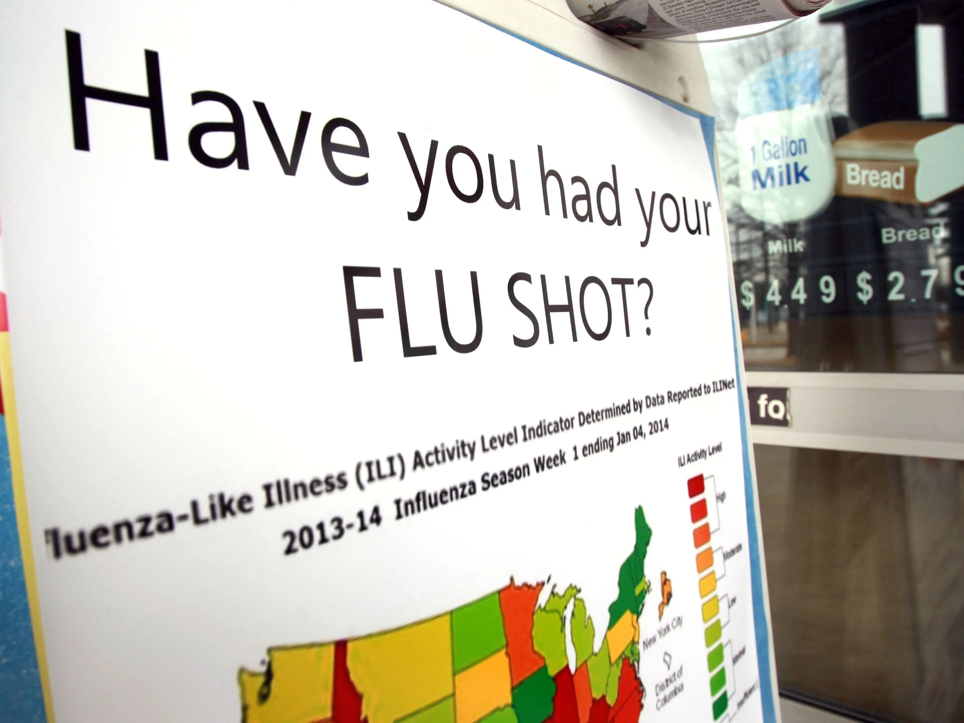 Louisiana flu season 2019: What you should know to prepare
