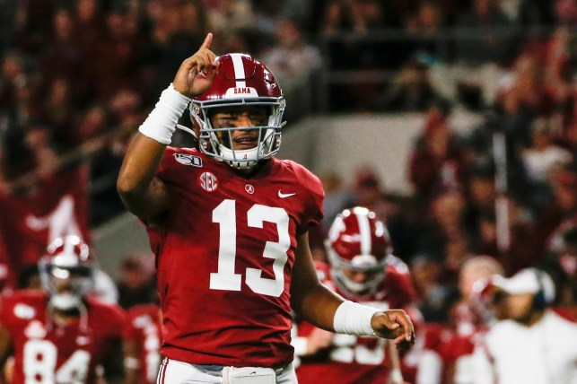 Will Tua play against LSU? Nick Saban says there's 'a good chance'