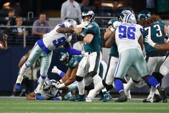'We all had a good chuckle': Cowboys' 70-year-old defensive coordinator got his message across vs. Eagles