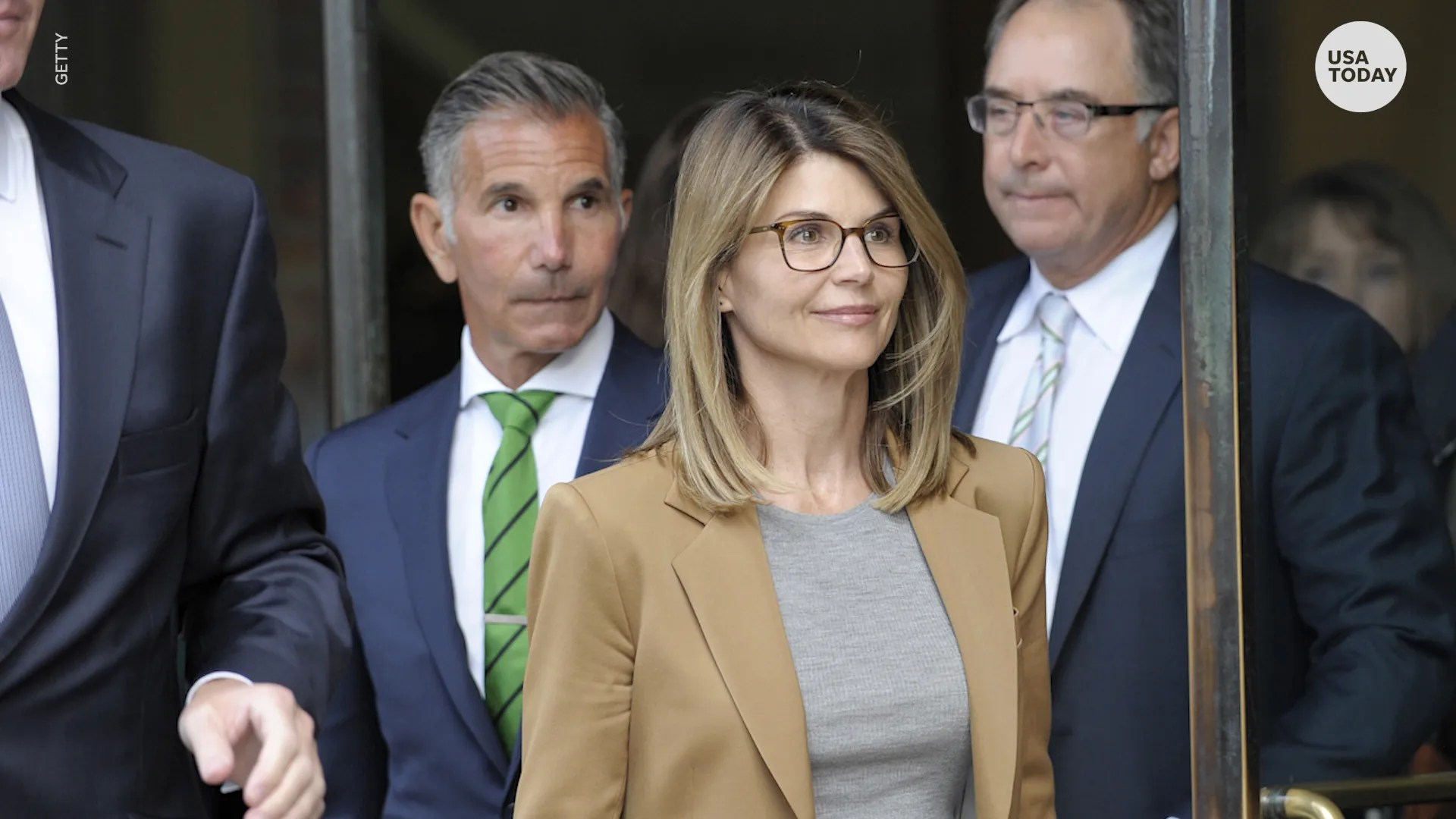 Lori Loughlin Withholding Discovery In Admissions Scandal