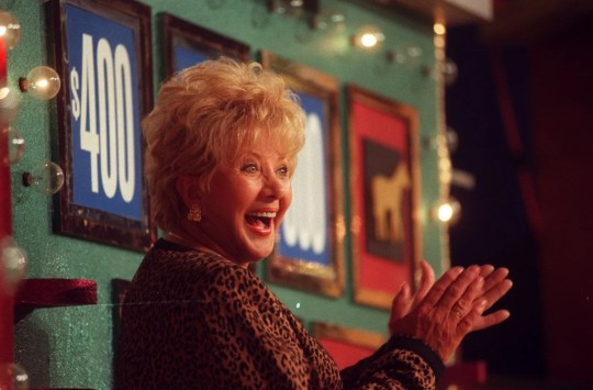 TV host Aggie Usedly recommends a competitor who won $ 400 dollars in 1999.
