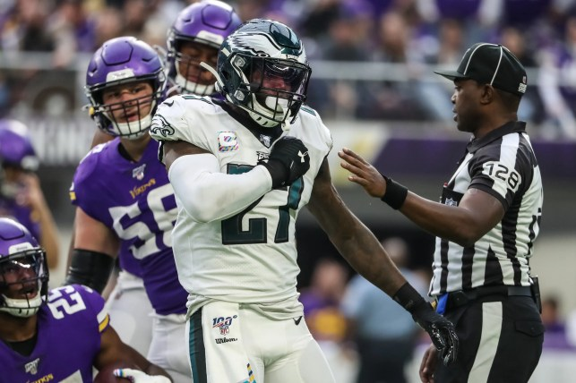 Which NFL teams will rise, fall in second half of season?