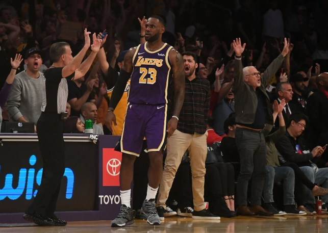 Lakers' LeBron James calls it his 'personal motivation' to prove he's not washed up