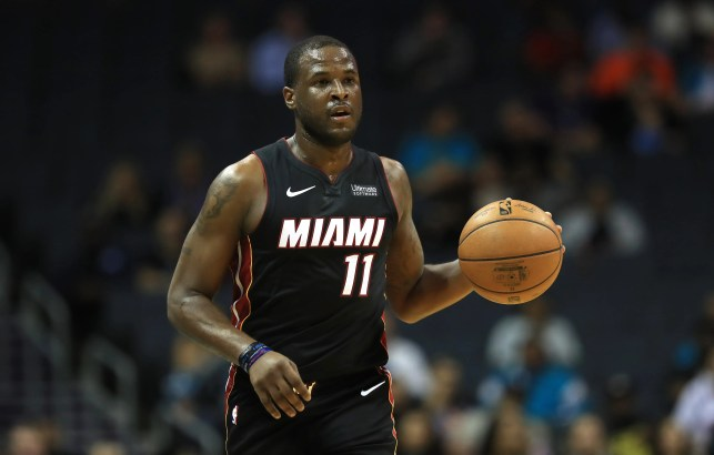 Heat suspend Dion Waiters 10 games after incident with edible