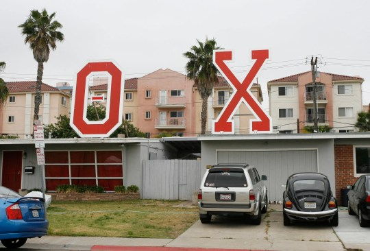 This file photo shows the Theta Chi fraternity house at San Diego State University May 6, 2008 in San Diego. The fraternity is one of 14 organizations the university suspended after freshman Dylan Hernandez was hospitalized on Thursday.