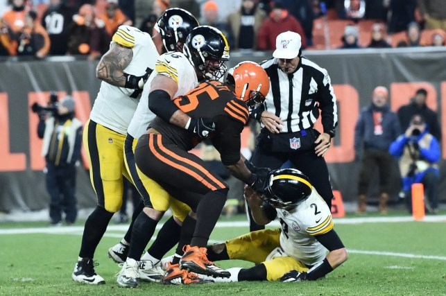 Opinion: NFL had no choice but to send a clear message with Myles Garrett punishment