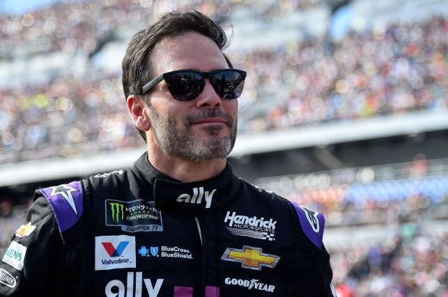 Opinion: In 60 seconds, Jimmie Johnson shows why NASCAR will miss seven-time champion