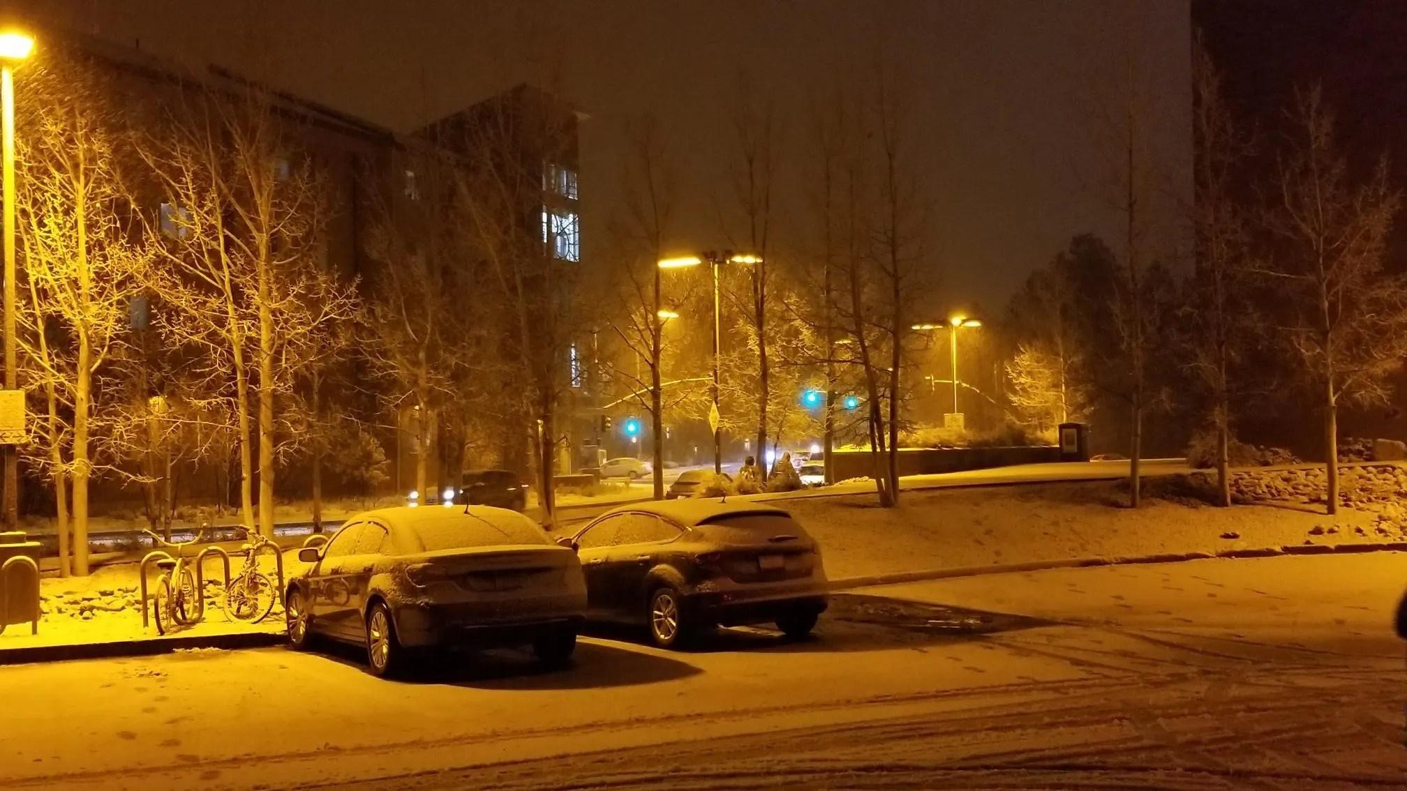 Snow in Arizona: Flagstaff Snowbowl Mogollon Rim Heber ...