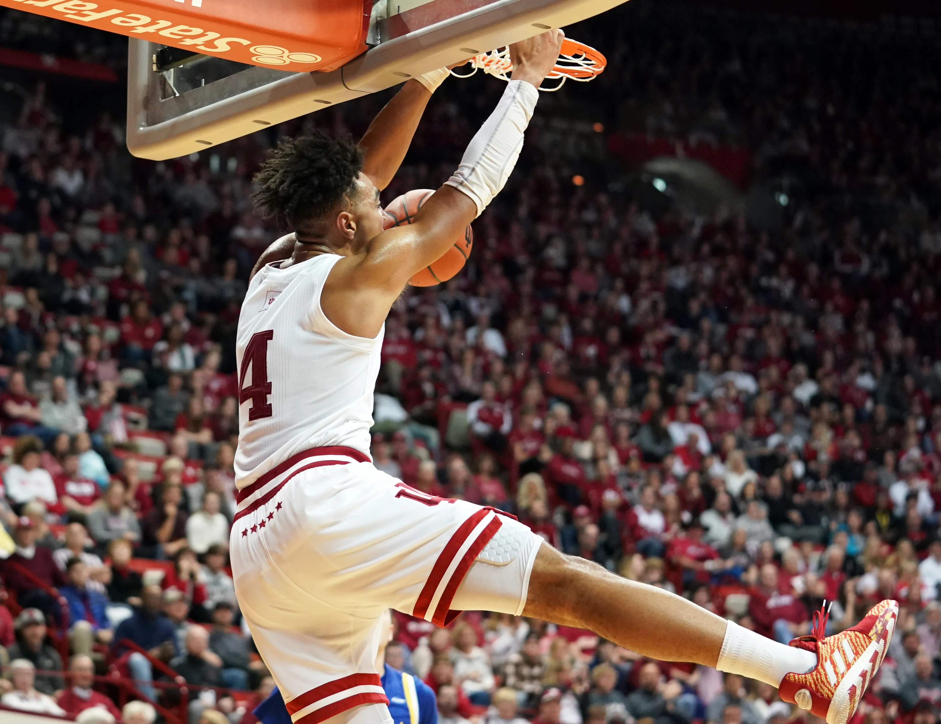Indiana Basketball Archie Miller Uneasy After Hoosiers