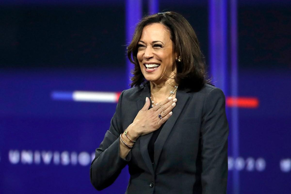 Joe Biden picks Kamala Harris as his vice presidential running mate