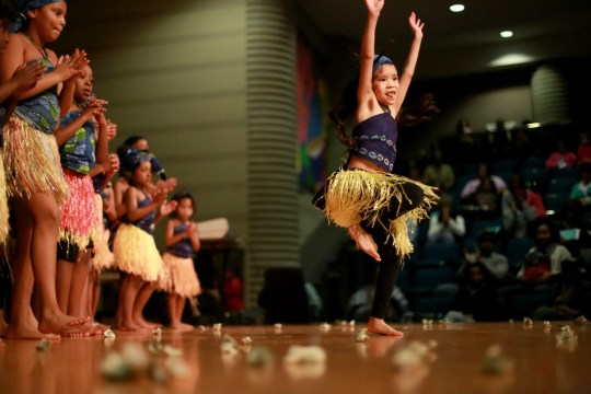 Drums and dancing are vital parts of Kwanzaa events at the Wright Museum.