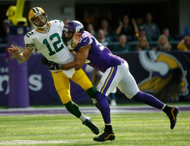 Rodgers injury depicted as decade highlight by Minnesota paper