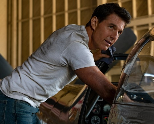 """""""Top Gun: Maverick,"""" starring Tom Cruise, has been delayed to next year due to COVID-19 concerns."""