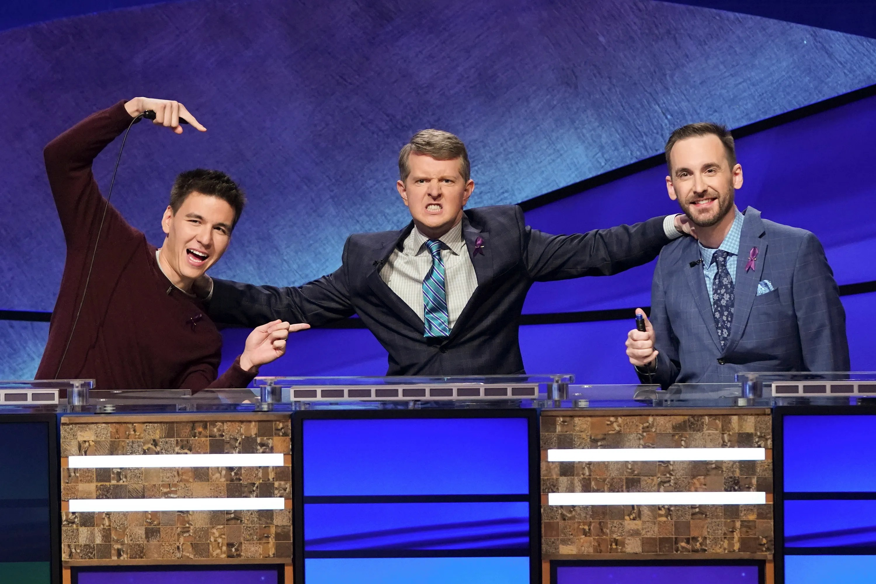 Jeopardy Goat Ken Jennings James Holzhauer Brad