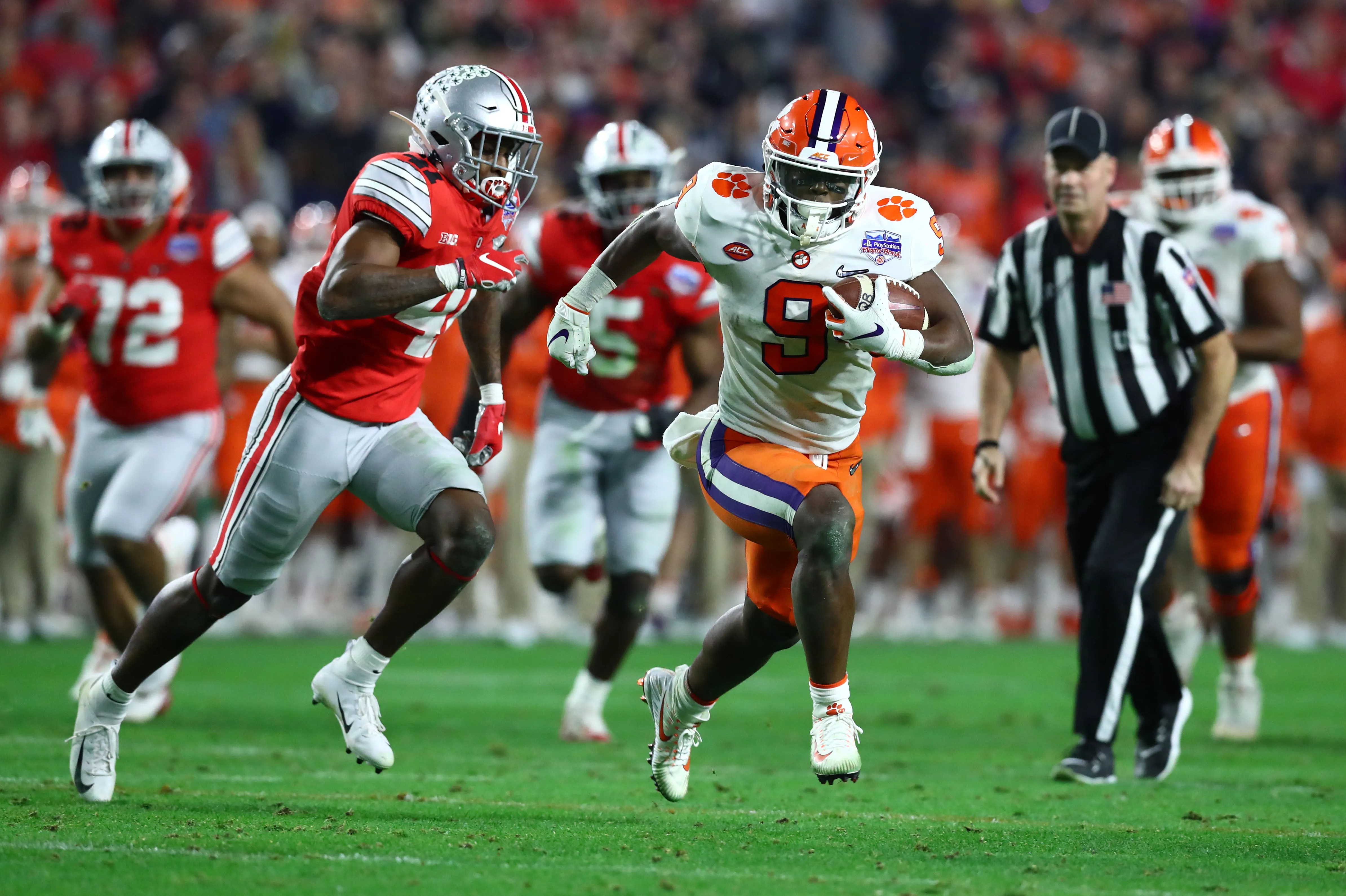 Lsu Clemson Four Keys To Victory In The National