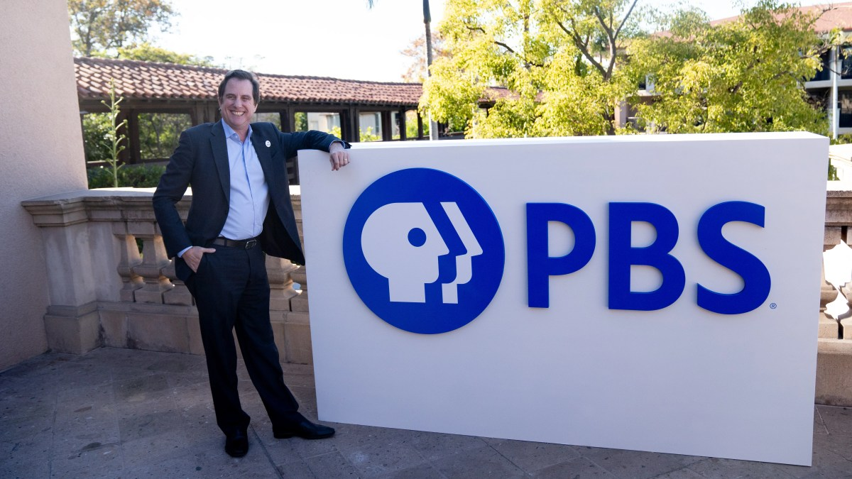 Ira Rubenstein, the digital director of PBS