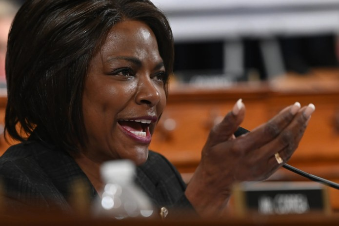 Florida Rep. Val Demings is a member of the Judiciary and Intelligence Committees and was the first woman to be chief of police in Orlando.