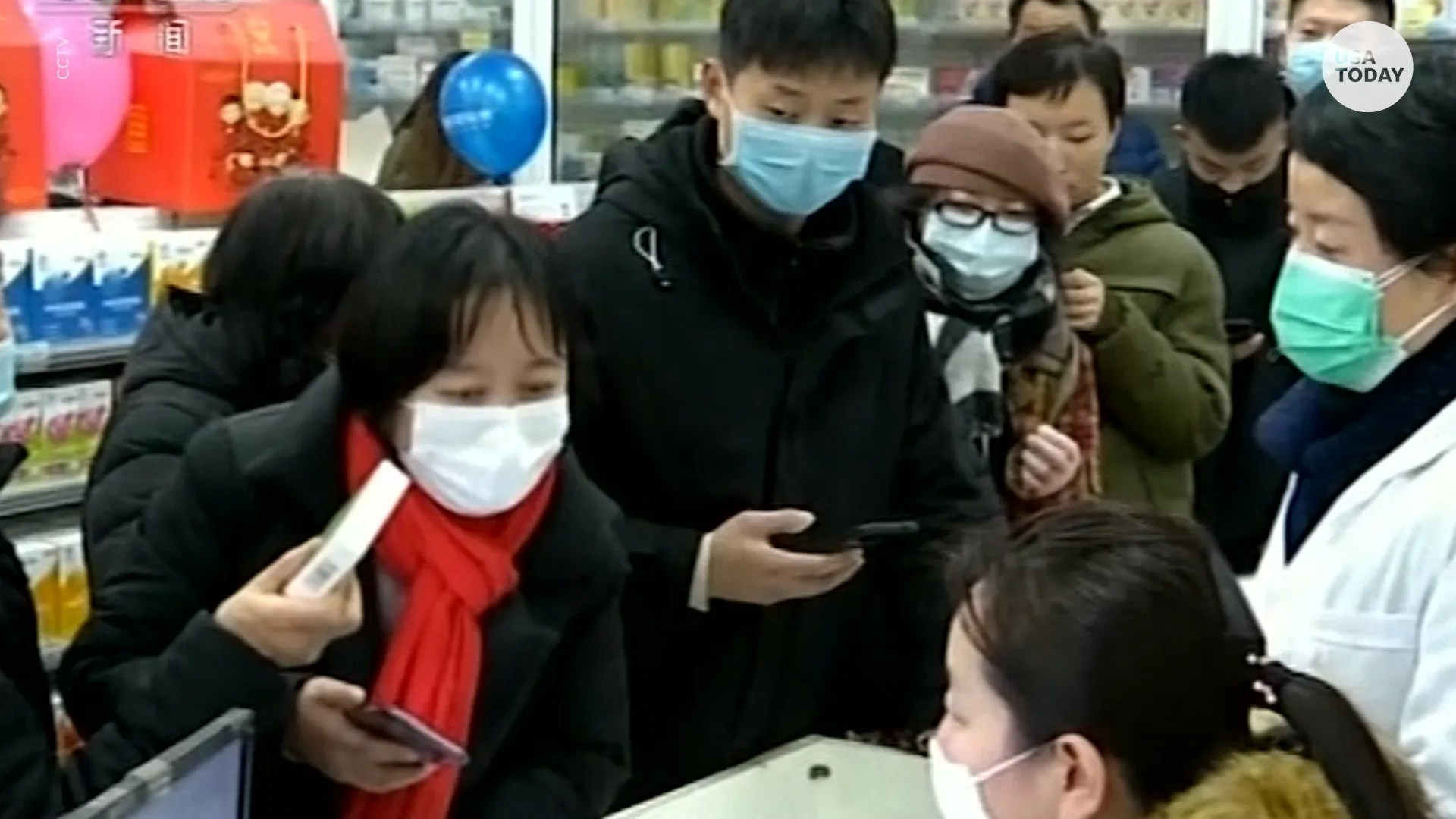 NY tests four people for coronavirus as China targets outbreak