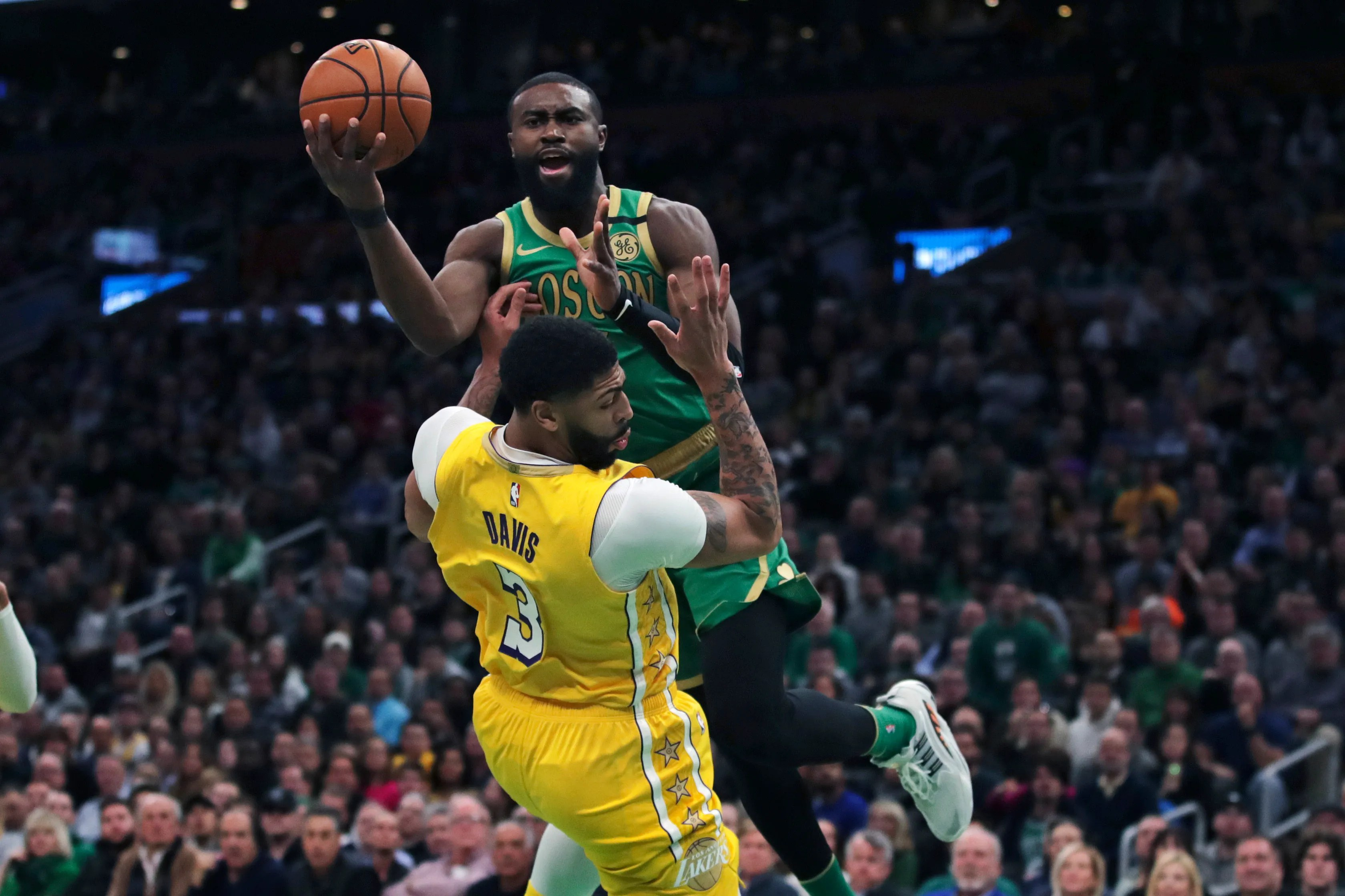 Celtics Snap Losing Streak With Dominant Win Vs Lakers