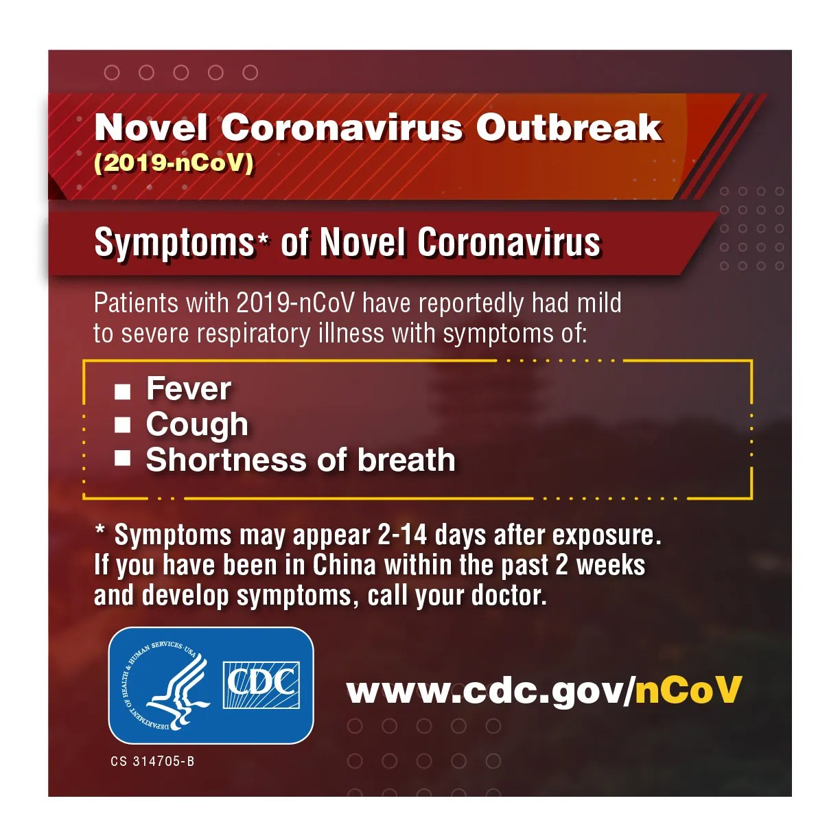 SC investigating several people over coronavirus concerns
