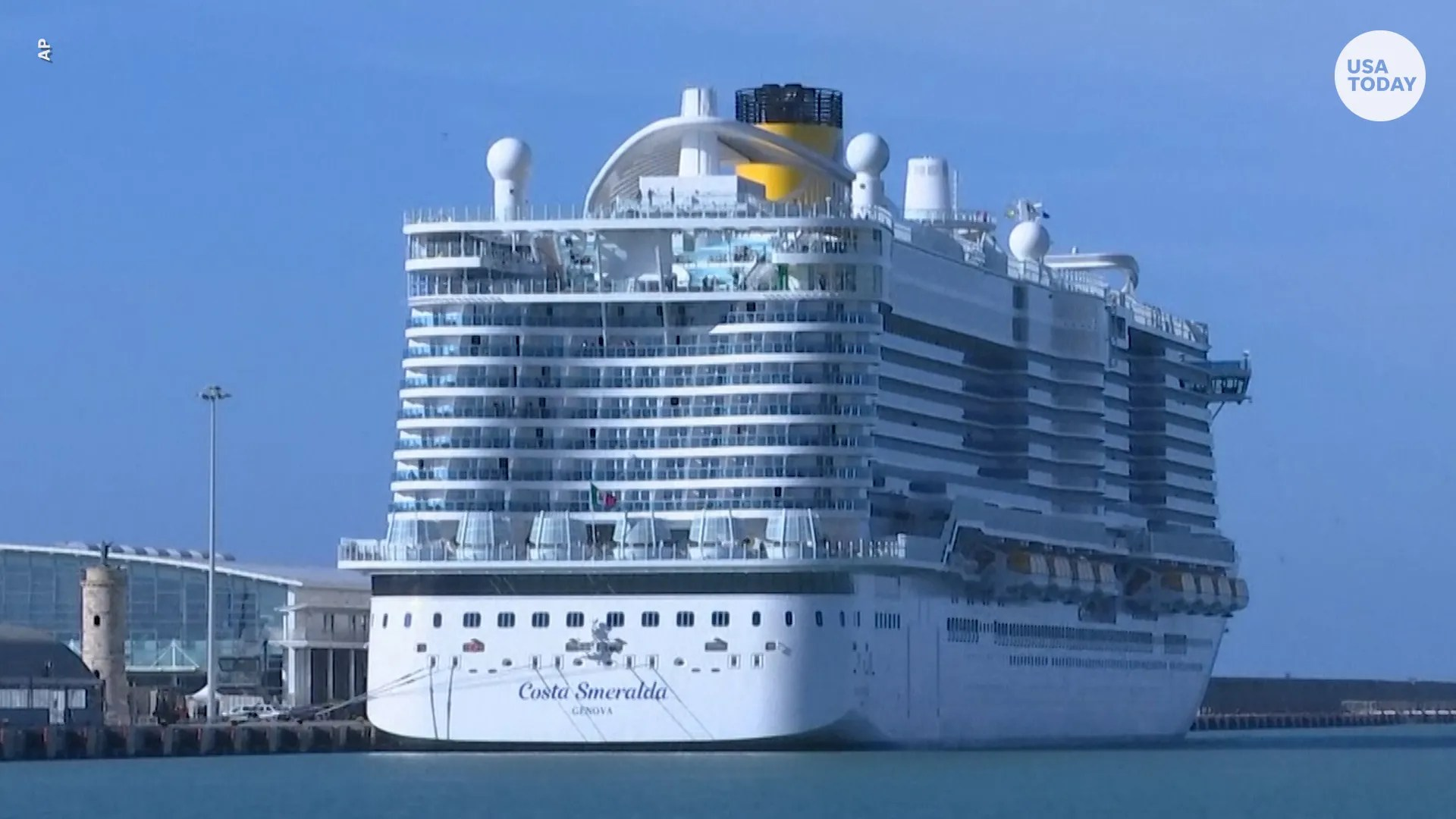 Coronavirus scare leaves 6,000 passengers stuck on cruise